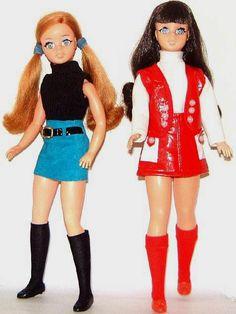 Susi dolls - made Estrela - Brasil - 70's