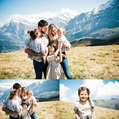 Taking families to the Swiss Alps for their family photos is one of my favourite things to do! These are just a few photos of this families Swiss Vacation! Family Photos, Couple Photos, Swiss Alps, Amanda, Families, Joy, Vacation, Photography, Family Pictures