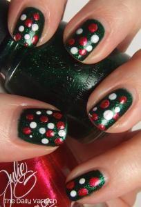 Christmas Polka Dots 4
