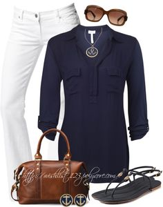 Casual Outfits   Calm Blue - Fashionista trends