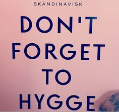 Find us at @DefiningScandinavia in #Copenhagen this week - and don't forget to #hygge!
