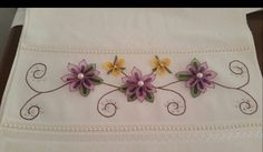 Napkins, Embroidery, Model, Decorative Towels, Craft, Embroidered Towels, Bias Tape, Needlepoint, Towels