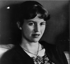 "Rollie McKenna.     Sylvia Plath, 1959 ""It was a queer, sultry summer, the summer they electrocuted the Rosenbergs, and I didn't know what I was doing in New York.""  from ""The Bell Jar"" 1963"