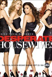 Desperate Housewives Poster NEED Seasons  7 & 8