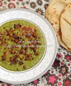 Food Lover مطبخ جوليا العرب: Egyptian Bisara - Fava Bean Puree البصارة بطريقة ح...