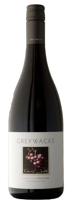 Pinot noir 2011 - Greywacke, Marlborough ----------------------- Terroir: Marlborough - South Island