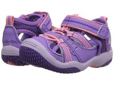 Stride Rite - Baby Petra (Infant/Toddler) (Purple) Girl's Shoes