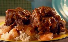 Authentic Jamaican Brown Stew Chicken Recipe