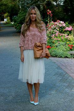 #fashion #fashionista Cara rosa bianco a fashion love affair: rose