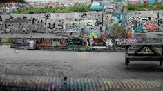 ATX Graffiti Wall Photography Journal, Graffiti Wall, Mount Rushmore, Mountains, Nature, Travel, Red, Naturaleza, Viajes