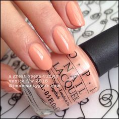 OPI A Great Opera-tunity – OPI Venice Collection 2015