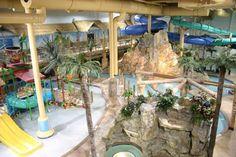 Edgewater Resort & Waterpark. On Lake Superior.