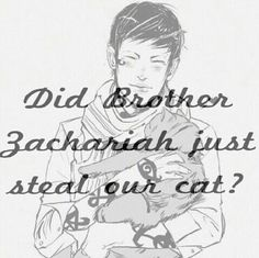 Jem/Brother Zachariah! City of Heavenly Fire snippet!!!