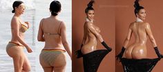Arquivos corpo kim kardashian - Moda & Feminices
