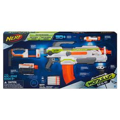 NERF N-Strike Modulus Blaster ECS-10