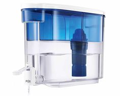 PUR 18 Cup Water Filtration Dispenser Filters, Kitchen Dining, Kitchen Dining Living