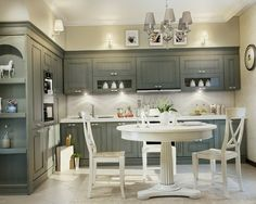 10 beautiful kitchens in the traditional style | Home Interior Design, Kitchen and Bathroom Designs, Architecture and Decorating Ideas