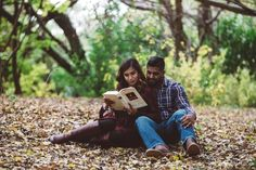 Couple shoot with a bible. Brendan and Judy got engaged in a park - Jeanette Verster Photography