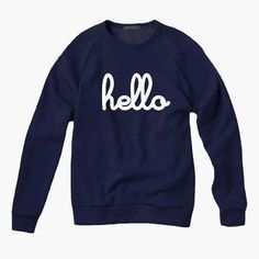 I love Hello Apparel! Check out their clothing on their website!