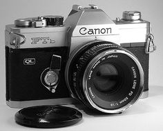 the one, the only, canon FTb<3