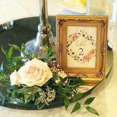 Lovely table number floral decor #weddingdetails #tablenumbers #weddingtable  #tablescape #irishwedding #weddingflowers #bloomsdayflowers