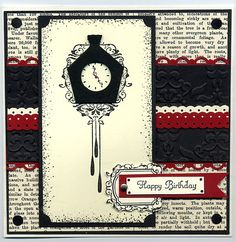 Stamps and Paper: Forever Young....
