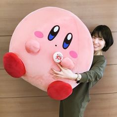 Giant Kirby Plush - Gifts for Kids
