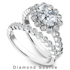 Diamond jewellery wholesalers and specialists in wedding rings, engagement rings, diamond jewellery and gold jewellery. Order SA diamonds online now. Halo Wedding Set, Wedding Sets, Wedding Rings, Diamond Sizes, Oval Diamond, Designer Engagement Rings, Gold Engagement Rings, White Gold Jewelry, Diamond Jewelry