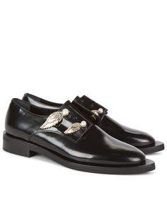 pearl embellished peep toe sandals - Black Coliac di Martina Grasselli qHX6R3k