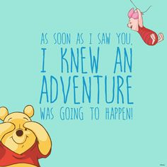 I'm gonna have to try some of this Winnie the Pooh art in my dorm. It makes me happy.