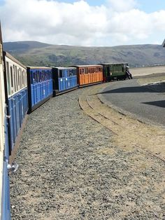 Fairbourne Railway.  About 30 minutes drive from us at Cadair View Lodge