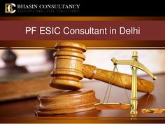 Does the thought of handling PF & ESIC cases trigger feelings of anxiety? Not anymore! Get in touch with Bhasin Consultancy, and bring an end to your worries and anguish!