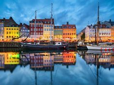If you're looking to visit somewhere cultural in Europe this Autumn, look no further than Copenhagen. As one of Europe's oldest capital cities, Copenhagen has a rich history cultivated since With barely half a… Best Cities In Europe, Wow Air, Family Vacation Spots, Vacation Travel, Vacation Ideas, Belle Villa, Tours, Choice Awards, Countries Of The World