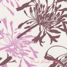 Martha Negley Flower Garden Two Tone Brown