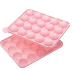 Sweetly Does It Twenty Hole Silicone Cake Pop Mould - Amazon £6.41
