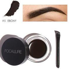 Focallure eyebrow pomade brow definer eyebrow makeup tint pomade eyebrow gel 21g 5 colors Cosmetics Makeup