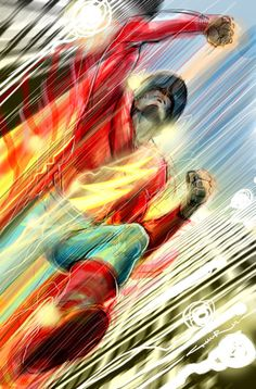 The Flash! got real