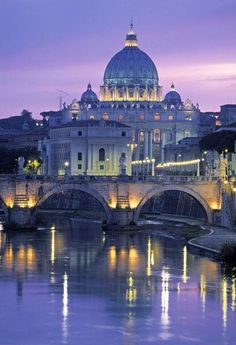 The Great City of Rome- Hope to see it when we are in Rome. Wish we had more than just a few days!