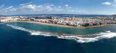 110 Ideas De Playa De Las Canteras Cantera Playa Las Palmas De Gran Canaria
