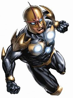 Nova Marvel   Nova - Marvel Heroic Datafiles Ciclopaedia