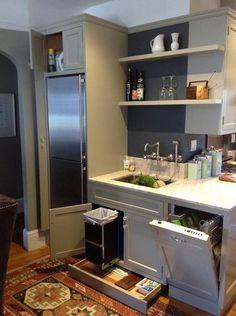 small cool kitchens week 1 - Studio Kitchen Ideas