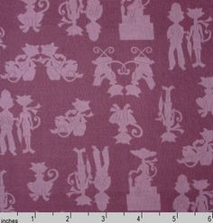 Fabric Inspirations London Cats Silhouette