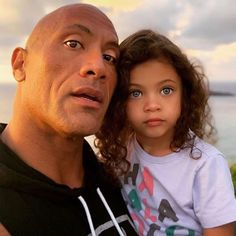 Dwayne Johnson The Rock, Dwayne Johnson Daughter, Rock Johnson, Dwayne The Rock, Dwayne Johnson Family, Christina Milian, Christina Hendricks, Tiana, The Rock Daughter