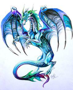 Dragon Tattoos, Designs And Ideas : Page 6                                                                                                                                                                                 Más