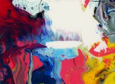 Gerhard Richter » Art » Paintings » Abstracts » Aladdin » 915-2