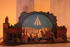 Danish Nativity scene