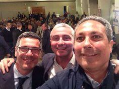 Selfie a Sant'Agata di Militello con Germana' e Garofalo!