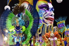 brazilian carnival | Thousands gather for the annual Brazilian Carnival 2015