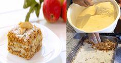 Jednodušší to už snad ani nebude. Vyzkoušejte rychlý jablečný koláč, který zvládne opravdu každý. Recept nevyžaduje žádné speciální kuchařské dovednosti a výsledný moučník je opravdu lahodný. Čas přípravy: 1 h Porce: 6-8 ingredience hrnek krupice hrnek hladké mouky hrnek cukru balení prášku do pečiva balení vanilkového cukru jablka, zbavená jádřinců a nastrouhané skořice podle chuti … New Recipes, Mashed Potatoes, French Toast, Sweets, Cookies, Baking, Breakfast, Ethnic Recipes, Whipped Potatoes
