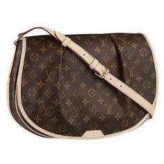 469f1a1d924b Louis Vuitton Monogram Menilmontant MM